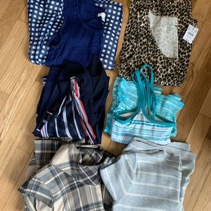 Lot of 6 Dresses - size small